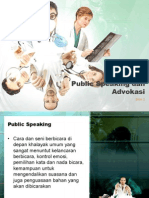 PP Public Speaking Dan Adssssvokasi