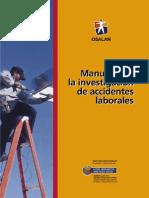 Manual Para La Investigacion de Accidentes Laborales