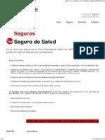 MAPFRE SEGUROS _ Seguros _ Seguro de Salud