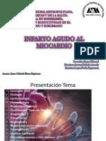 IAM Con Fisiopatologia