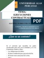 PO Ejecuciones Contractuales - Flores Cuba Cicely