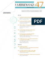 Boletim Meridiano 47 - Nov-Dez. 2012