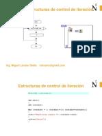 2.Estructuras iterativas