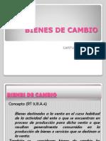 Bienes de Cambio2014
