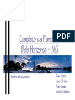 Complexo Da Pampulha- Diane, Laura, Thays, Isabela