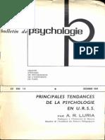 Luria Tendency.pyschologist.in.URSS