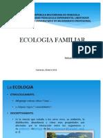 Ecologia Familiar.