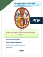 """Desarrollo Financiero y Crecimiento Econã""""Mico en El Perãš_ 2003-2013 - Vivanco Taboada Paolo Frank"""