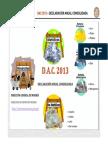 Dac Minas 2013