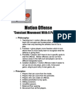 Motion Offense New