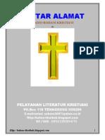 Daftar Alamat Radio Rohani Kristiani
