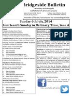 2014-07-06 - 14th Ordinary A