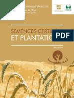 Semences Certifiees Et Plantations
