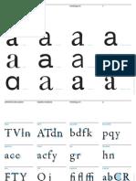 Fontology1 Typeface Anatomy