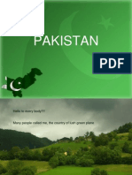 Pakistan a Golden State That Can Be