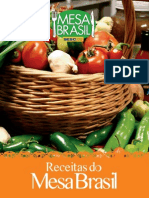 Livro Mesa Brasil