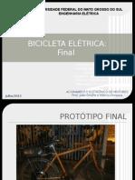 Bicicleta - Apresentaçaõ Final