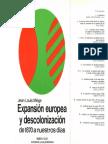 MIEGE - Expansión Europea y Descolonización de 1870 a Nuestros Días