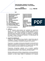 42. Gestion Financiera-II