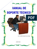 Mamnual de Soporte Tecnico
