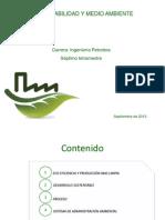 Curso Medio Ambiente y Desarrollo Sustentable-sept 2013