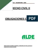 Obligaciones ALDE