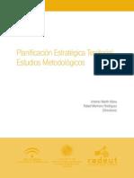 Libro Planificacion Estrategica Territorial
