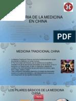 Historia de La Medicina en China