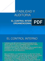 El Control Interno