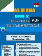 Bab II Masyarakat Madani