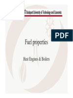 Fuel Properties_Heat Engines and Boilers