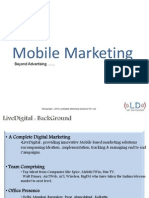 Mobile Marketing LiveDigital