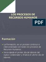14a. Procesos de RRHH (Formacion)