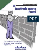 Doka Encofrado Frami