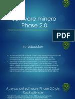 Software Minero Phase 2,0 Ibieta