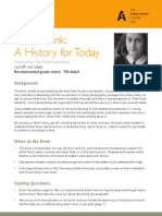A History for Today Anne Frank Teachers Guide