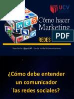 Cómo hacer Marketing con las Redes Sociales