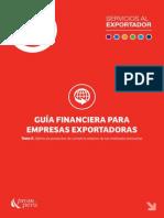 Guia Financiera Para Empresas Exportadoras