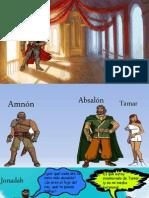 Amnon y Tamar