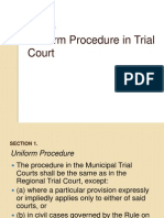 Rule 5 Rules of Court