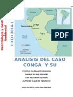 Conga Informe Final