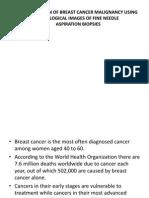 1.Classification of Breast Cancer Malignancy Using