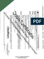 Copia Literal Del Proyecto, Anotacion de H.U. y Planeamiento Integral