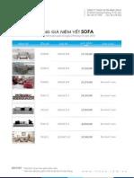 Sofa - 2013