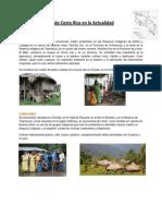 Grupos Indígenas de Costa Rica en La Actualidad