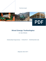 Wood Energy Technologies