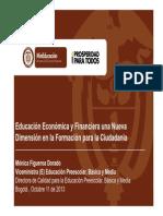 MEN Educ. Económica y Financiera Presenta