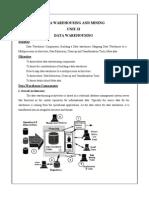 CS2032 Unit I Notes