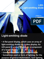Datalite LED Presentation
