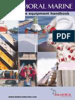 Balmoral Catalog - Marine Handbook